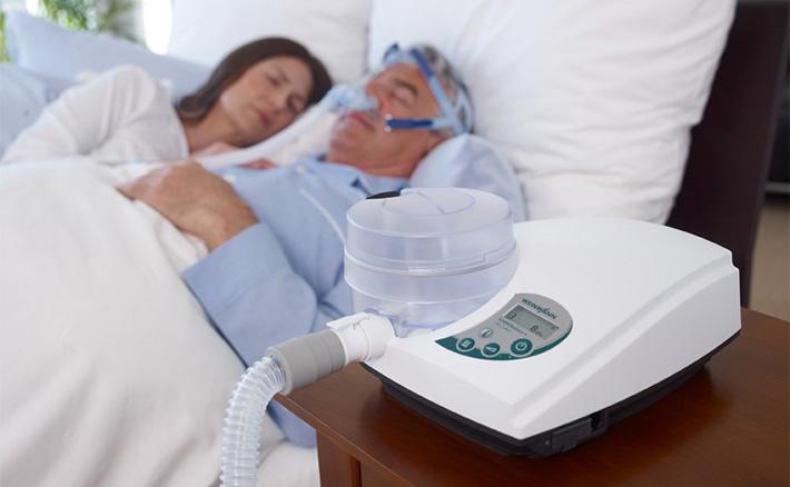 Лечение апноэ сна - аппарат СИПАП